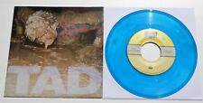 "Tad - Salem USA Sub Pop 1992 Blue Vinyl 7"" P/S"