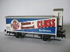 Märklin HO Bierwagen Cluss Aktien Brauerei (RG/RD/242-10S3/5/1)