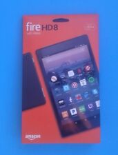 "Amazon Fire HD 8- 8"" Tablet w/Alexa-16GB - 7th Gen - Black"