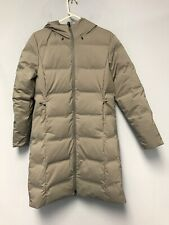Patagonia Jackson Glacier Down Parka Winter Coat Hood Gray Womens Size S