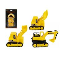 Boy Construction Vehicle Toy Play Tractor Bulldozer Games Pocket Money Party Kid