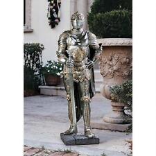 16th Century Italian Armor Museum Replica Half Scale King's Guard Knight Statue
