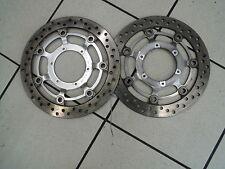 Wb5. Honda CBR 600 F pc35 disque de frein avant droite + gauche 4,4mm brake disc