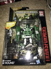 Transformers Generations Class -Combiner Wars Autobot Hound MOC
