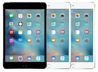 Apple ipad mini 16gb 32gb 64gb wifi / cellular mix GRADED