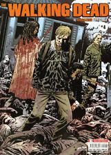 THE WALKING DEAD MAGAZINE Numero 4 Edizione Variant Saldapress Zombie Kirkman