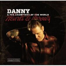 Danny & and The Champions of the World - Hearts & Arrows + signed poster