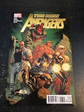 The New Avengers#7 Incredible Condition 9.2(2011) Immonen Art!!