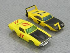 Aurora Afx Dodge Charger Daytona Lighted And Stock Car Runner Bodies Only Read