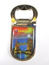 London Tower Bridge Magnet Flaschenöffner Great Britain Souvenir Bottle Opener