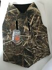 Game Winner Realtree Neoprene Black Belly Dog Vest Size 3XL New With Tags ND