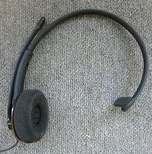 Plantronics Blackwire C310-M Wired Mono USB Monaural Computer Headset
