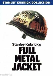 Full Metal Jacket DVD