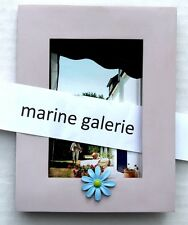 cadre porte photo 10x15 9x13 Neuf vertical décoration rose pastel stock France