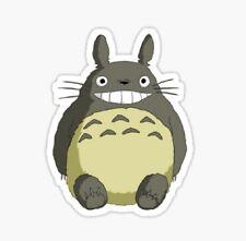My Neighbor Totoro Hayao Miyazaki spirited away b Sticker decal car laptop cute