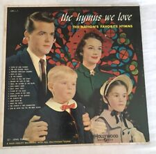 The Hymns We Love The Nation's Favorite Hymns Vinyl