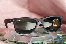 ❗️ Ray-Ban RB2132 Wayfarer 622 Black Frame/Green Classic G-15 Lens 55mm