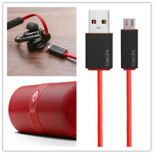 Beats Micro-USB Charging Music Cable for Powerbeats Studio Pill SOLO Wireless