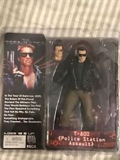 NECA REEL TOYS The Terminator T-800 Police Station Assault Action Figure