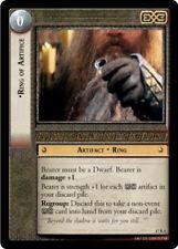 LOTR TCG ROS Rise of Saruman Ring Of Artifice 17r4 NM/MINT a Top Shelf Card