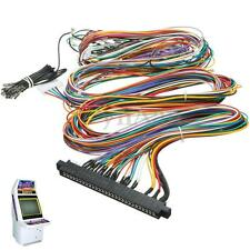 Wiring Harness Cable Assemble Parts Replacement For Arcade Jamma Board Machine