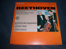 Philips PHS 900-120 Mieczyslaw Horszowski Beethoven Trio For Piano,Violin,Cello