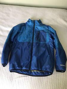 Burton Mens Avalon Jacket - Blue - Small