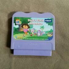 VTech v.smile Dora's Fix It Adventure Game Cartridge