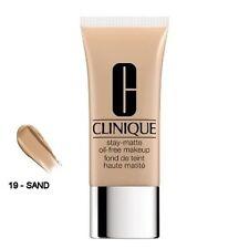 CLINIQUE Stay Matte Oil Free Makeup 19 Sand - fondotinta / foundation