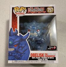 Funko Pop! Yu-Gi-Oh! - Obelisk the Tormentor - GAMESTOP EXCLUSIVE!!