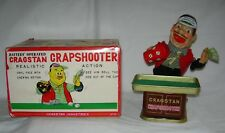 "Wonderful 1950's Cragston ""Crapshooter"" Battery Operated Toy W/Original Box!"