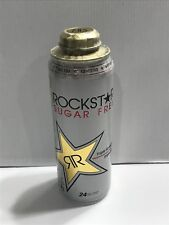 Rockstar Energy Drink SF 24oz Can 2003. One Full Single Rare Collectors Can
