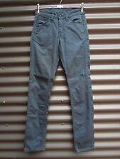 Levi 510 Women's Green Jeans Cotton Elastane Waist 28 Leg 32 Rise 9