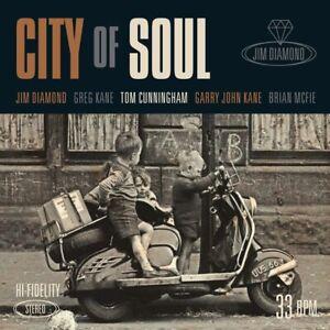 Jim Diamond - City of Soul (CD 2011)
