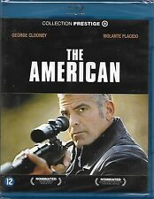 Blu Ray  //  THE AMERICAN  //  George Clooney  /  NEUF cellophané