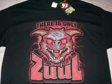 Ghostbusters There is only Zuul Exclusive Nerd Block Black Tshirt Mens Large New