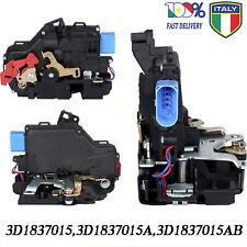 PQZATX Attuatore 3B1837015A Serratura Porta Lato Anteriore Sinistro Conducente per Passat B5 MK4 Beetle