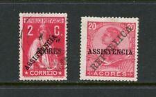 Sellos de 3 sellos usado