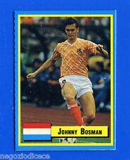 TOP MICRO CARDS - Vallardi 1989 - Figurina-Sticker - J.BOSMAN - OLANDA