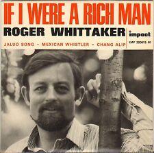 "ROGER WHITTAKER ""IF I WERE A RICH MAN"" FOLK ROCK 60'S EP IMPACT 200015"