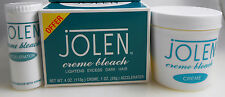 Jolen 5oz Creme Skin Bleach 113gm + 28g Accelerator USA SELLER FAST SHIPPING