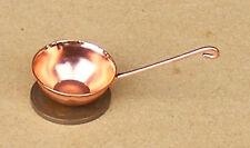 Cucharón De Cobre escala 1:12 casa de muñecas en miniatura de cocina Accesorio Pala De Metal 189