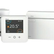 Drayton Wiser Smart Multi-zone Kit 1 (Heating Control) + 2 Radiator Thermostats