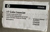 New Genuine HP CE265A Laser Jet Toner Collection Unit Sealed FREE SHIPPING