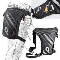 Motorrad Bein Tasche Hüfte Bauchtasche Pack Hüfttasche Wasserdicht Gürteltasche