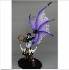 World of Warcraft illidan Stormrage Deluxe Toy Figure Figurine Doll New in Box