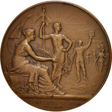 Jetons & Médailles, France, Sports & leisure, Medal, 1912, SUP, Bronze #403040