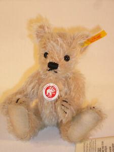 Steiff CLASSIC Teddybär BIG FOOT* EAN 002922 *Mohair * ca16 cm* Blond* NeuW💗