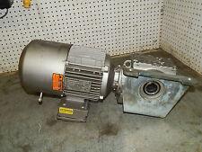 Sew Eurodrive Dft90s4bng2hru Gear Motor 1 12hp 1740rpm With Gear Reducer