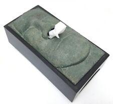 Tiki Moai Easter Island Head Tissue Box Cover Rotary Hero Japan